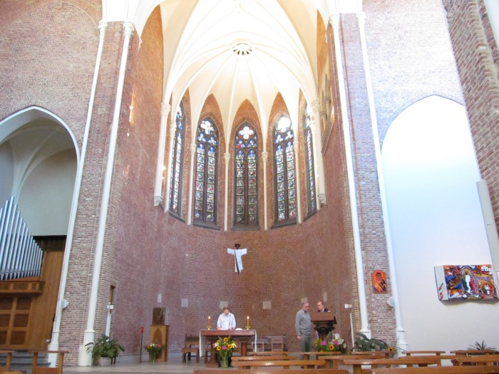 St. Joseph's Community, Brussels