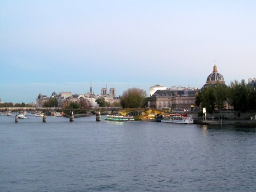 Banks of the Seine, Paris