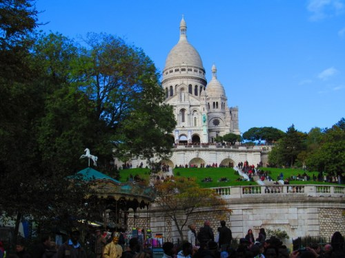 Basilica of Sacre-Coeur
