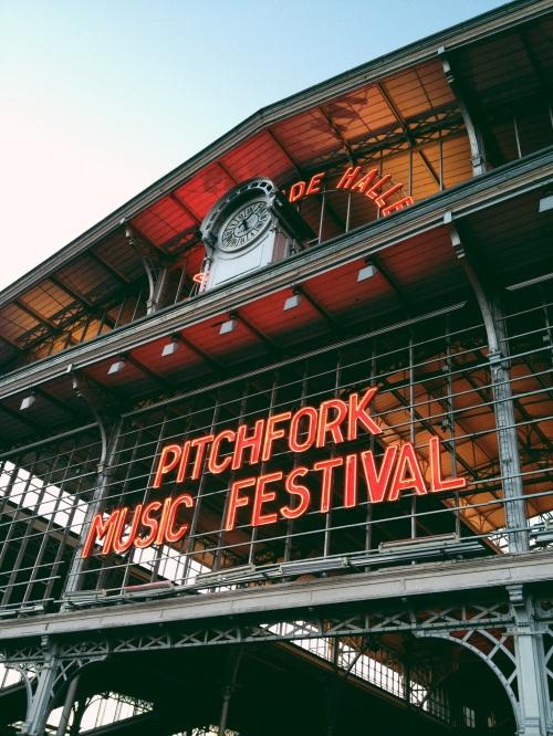 Pitchfork Music Festival, Paris