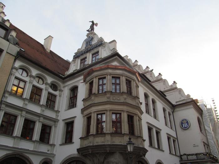 Hofbrauhaus, Munich, Germany