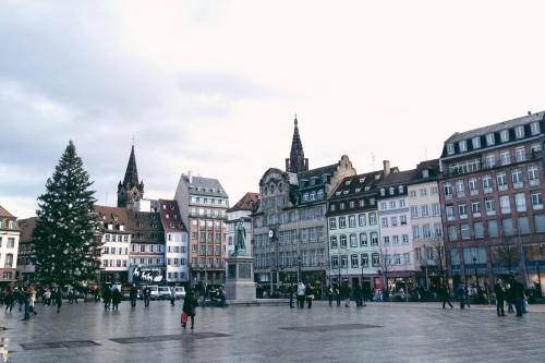 Strasbourg, France via MontgomeryFest