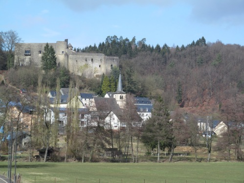 Luxembourg's Septfontaines Castle via MontgomeryFest