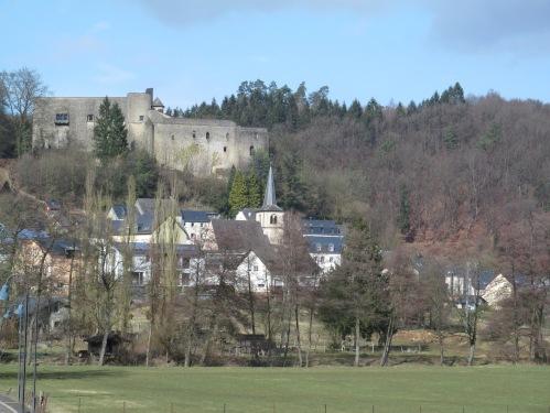 Luxembourg's Septfontaines Castle via MontgomeryFest