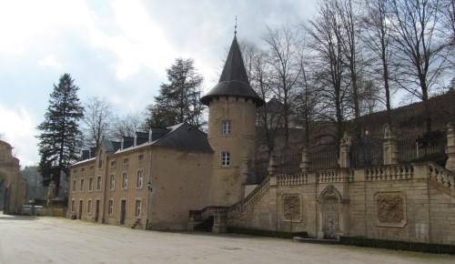 Luxembourg's Ansembourg 17th century Castle via MontgomeryFest