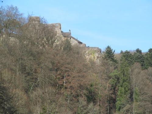 Luxembourg's Ansembourg 12th century Castle via MontgomeryFest