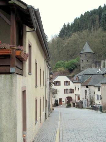 Vianden, Luxembourg via MontgomeryFest