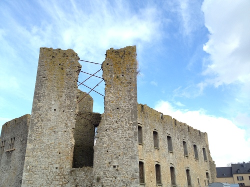 Luxembourg's Koerich Castle via MontgomeryFest