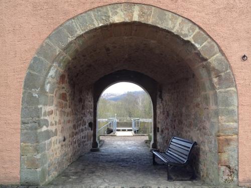 Luxembourg's Mersch Castle via MontgomeryFest