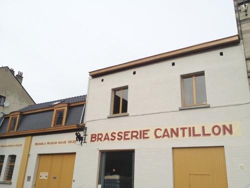 Cantillon Brewery via MontgomeryFest