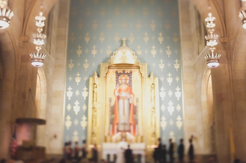 Christ the King Catholic Church via MontgomeryFest | Photography by Taylor Lord Photography