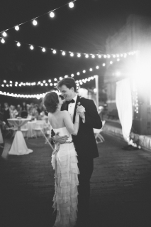 First dance via MontgomeryFest | Photography by Taylor Lord Photography | Planning by After Yes