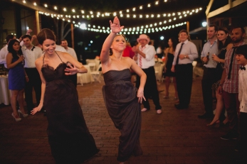 The dance floor via MontgomeryFest | Photography by Taylor Lord Photography