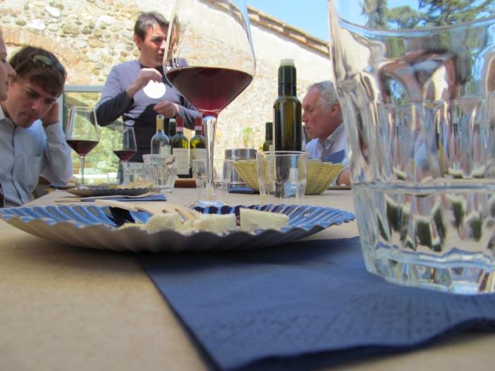 Wine tour in Tuscany via MontgomeryFest