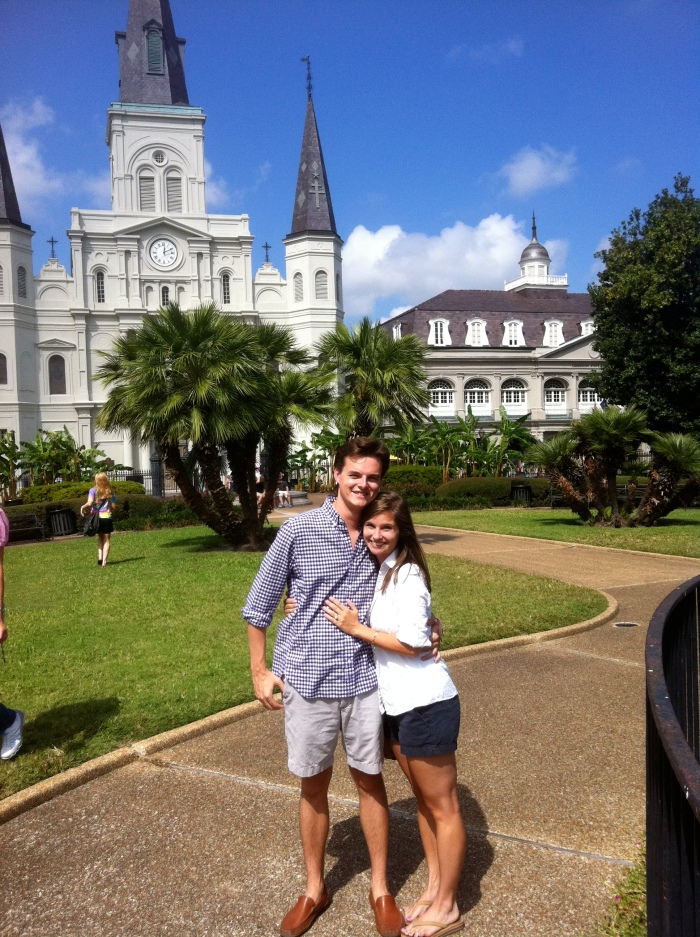 New Orleans Proposal | MontgomeryFest
