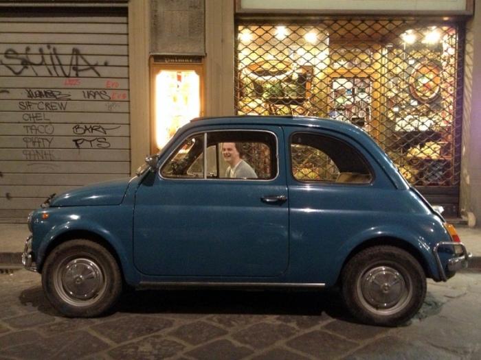 Florence, Italy via MontgomeryFest