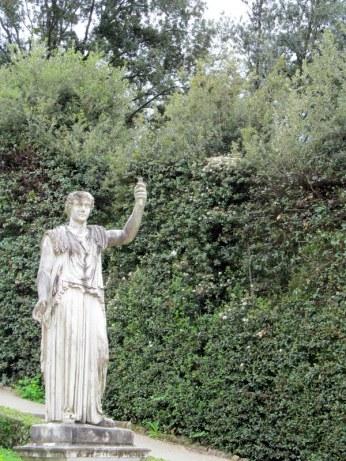 Boboli Gardens in Florence, Italy via MontgomeryFest