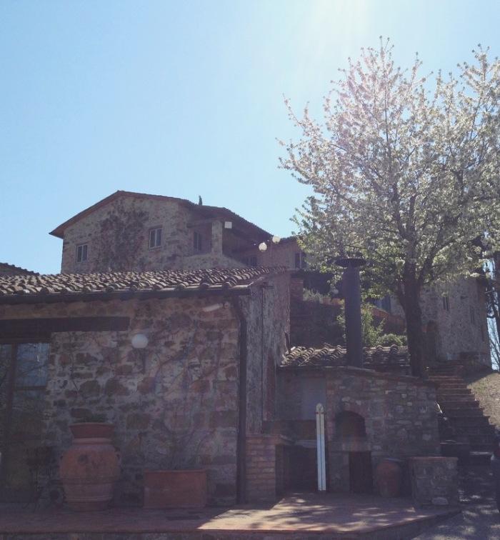 Chianto Classico in Tuscany via MontgomeryFest