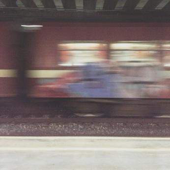 The L train via MontgomeryFest