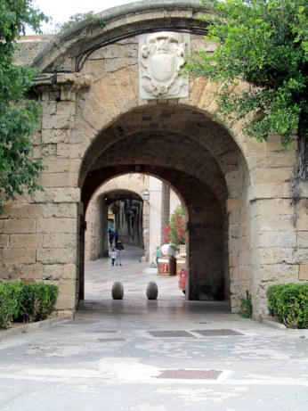 Old town | Palma de Mallorca via MontgomeryFest