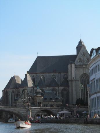 Ghent, Belgium via MontgomeryFest