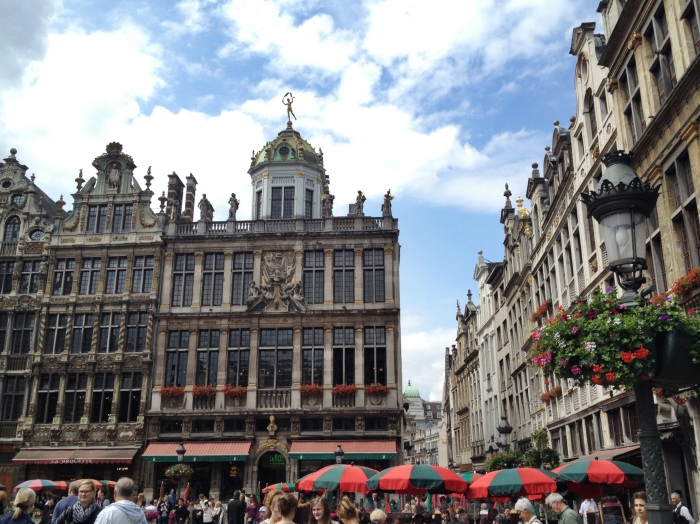 Grand Place | Brussels, Belgium