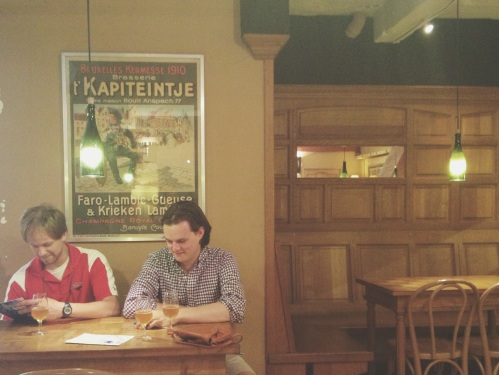 Visitors Itinerary | Cantillon Brewery | Brussels, Belgium