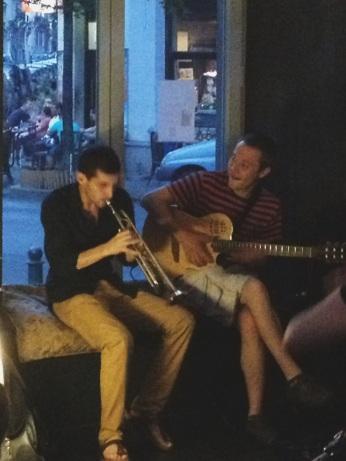 Britxos Jazz Night