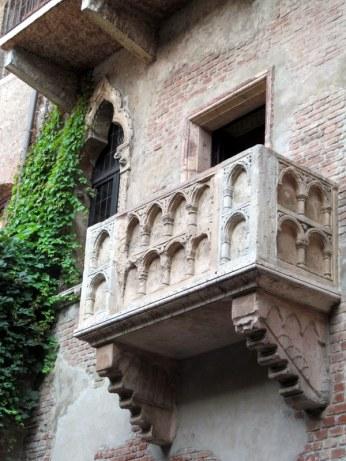 Romeo + Giulietta's balcony | Verona, Italia